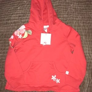 Janie and Jack size 2T hooded jacket